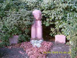 Märzgefallenen-Denkmal auf dem Friedhof Bochum-Werne