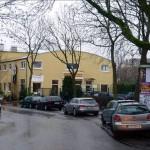 3-Die Hermannshöhe heute, hier in etwa lag die Wohnung der Familie Schmitz im Haus Nr. 2a.