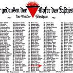 8-Seit vielen Jahren hat sich die Bochumer VVN bemüht, den Lebenslauf von Heinrich Schmitz zu rekonstruieren.