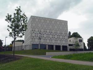 Die Neue Synagoge in Bochum