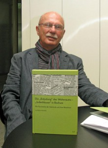 Der Bochumer Historiker Dr. Hubert Schneider