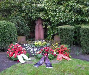 Denkmal für die ermordeten KämpferInnen