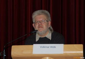 Volkmar Wölk, Mitglied der VVN-BdA