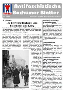 Antifaschistische Bochumer Blätter