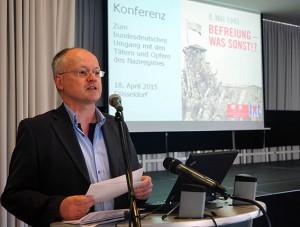 Falk Mikosch, Landessprecher der VVN-BdA NRW