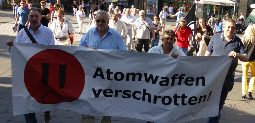 Horst Hohmeier, Günter Gleising und Wolfgang Wendland