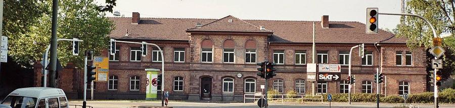 Kein Abriss des alten Nordbahnhofs in Bochum!