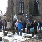 Gedenken in Lindlar