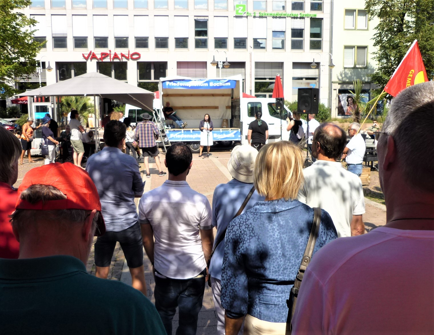 Antikriegstag in Bochum 2019