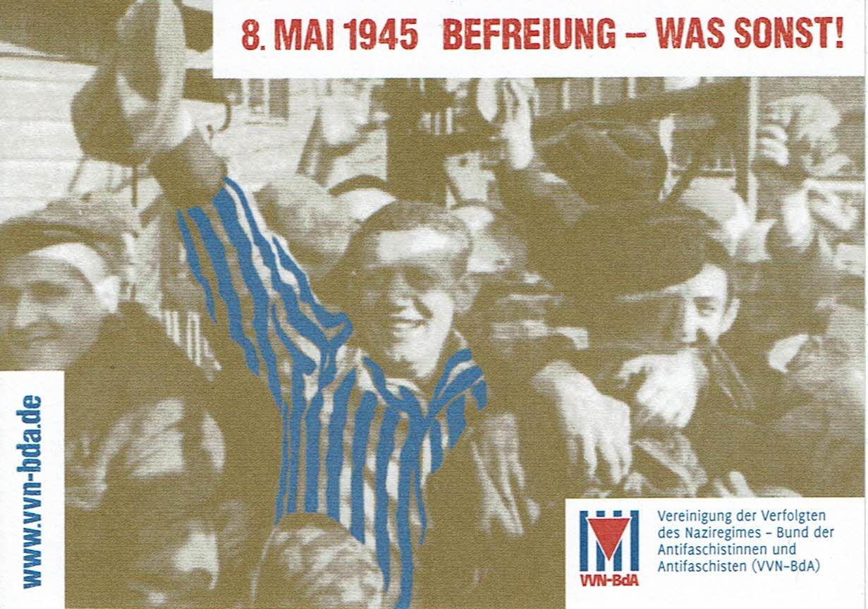 8. Mai 1945 Befreiung
