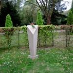 5 – Gedenkstein der VVN-BdA auf dem Ehrenrundplatz