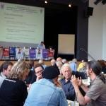 8-Zukunftswerkstatt : Diskussionen in den Arbeitsgruppen