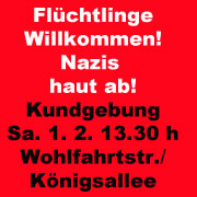 Banner vom 1. Februar 2014