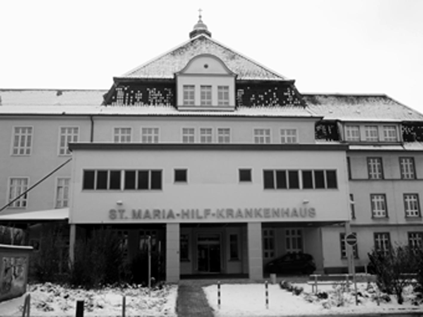 krankenhaus nrw 2009 geschlossen