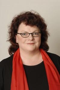 Kartin Köditz, Sprecherin für antifaschistische Politik der  Linksfraktion im sächsischen Landtag